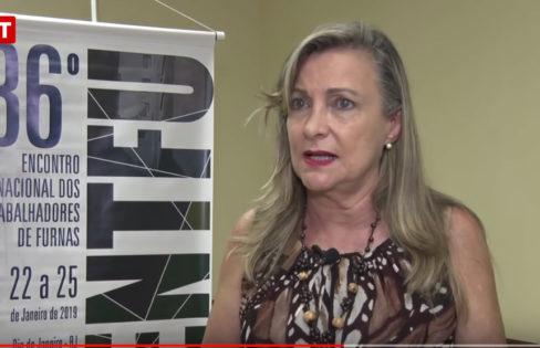 Trabalhadores de Furnas discutem no Rio ameaça de venda do setor elétrico