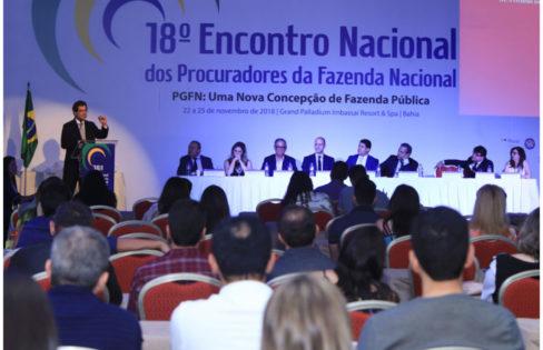 Palestra: O Sistema da Dívida e o PLP 459/2017 – ML Fattorelli, 18º Encontro Nacional dos Procuradores da Fazenda Nacional