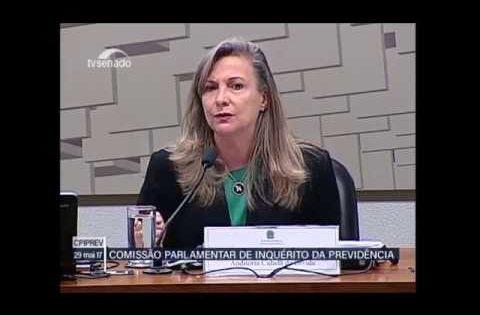 CPI DA PREVIDÊNCIA: Fattorelli fala sobre manobras para encontrar o déficit
