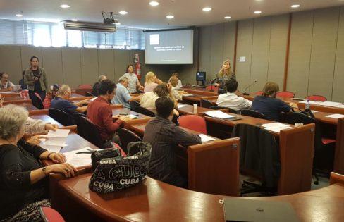 Reunião do Conselho Político da Auditoria Cidadã da Dívida 2019