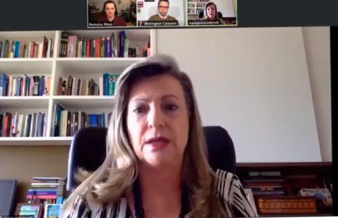 Programa Duplo Expresso debate Reforma da Previdência com Maria Lucia Fattorelli