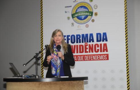 Comissão Especial da Reforma da Previdência aprova requerimentos para a participação de Maria Lucia Fattorelli em Audiência Pública