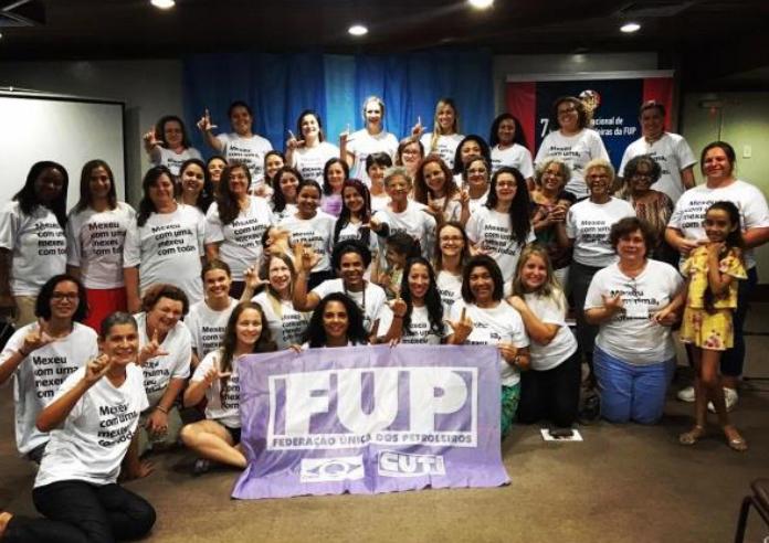 Núcleo capixaba participa do 7º Encontro Nacional das Mulheres Petroleiras