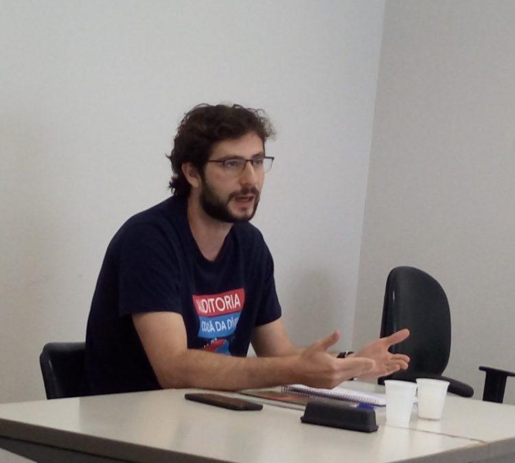 """""""Movimento sindical está em profunda crise, mas as lutas dos trabalhadores na base farão ressurgir um sindicalismo de novo caráter"""", declara o economista"""