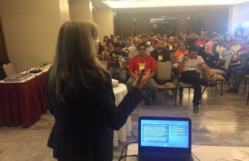 Auditoria Cidadã debate Reforma da Previdência e sua relação com o sistema da dívida em atividades do Sinasefe e SindMPU