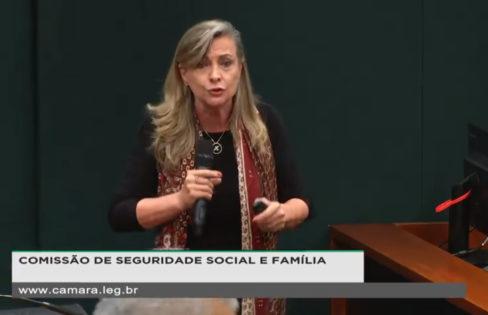 """Palestra: """"Reforma da Previdência – PEC 06/2019"""", M.L.Fattorelli – Comissão de Seguridade Social da Câmara dos Deputados – Brasília/DF"""
