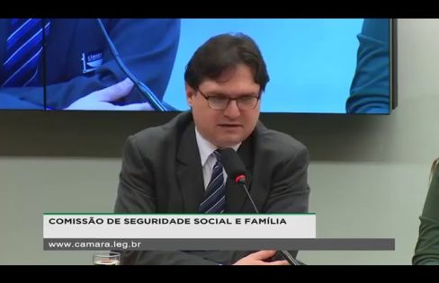 Rodrigo Ávila fala sobre o privilégio da dívida no orçamento público