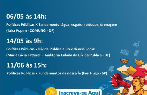 "Palestra: ""Políticas públicas x dívida pública e previdência social"", M.L.Fattorelli – ANEC – Brasília/DF"
