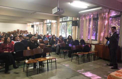 Minicurso e palestra sobre Dívida e Previdência – Rodrigo Avila – Ituiutaba/MG