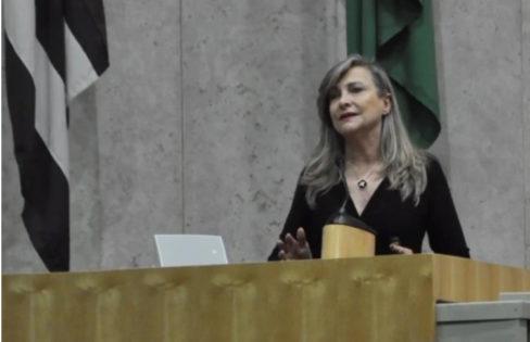 """DCM: """"Se fizer a reforma o país quebra"""", diz Maria Lucia Fattorelli sobre a PEC da Previdência"""