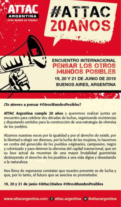 Coordenadora do núcleo capixaba participa de encontro internacional na Argentina