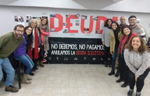 "Auditoria Cidadã participa, em Buenos Aires, do ""Encuentro Internacional Pensar Otros Mundos Posibles"""