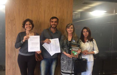 Auditoria Cidadã finaliza entrega de interpelação extrajudicial que responsabiliza deputados (as) pelos danos causados pela Reforma da Previdência