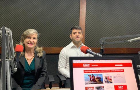Rádio CBN entrevista Maria Lucia Fattorelli