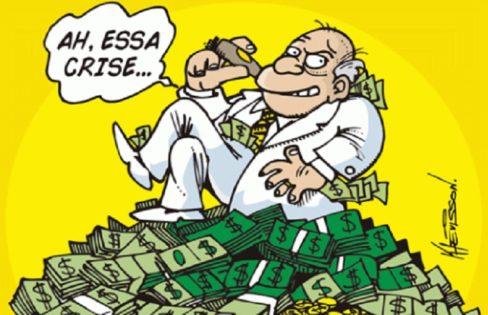 """""""'Economia' com nova Previdência é o valor que governo paga aos bancos"""" – Rodrigo Ávila para a Rede Brasil Atual"""