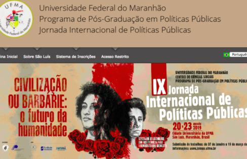 """Palestra: """"O Sistema da Dívida Pública no Brasil"""", M. L. Fattorelli – IX Jornada Internacional de Políticas Públicas – São Luís/MA"""