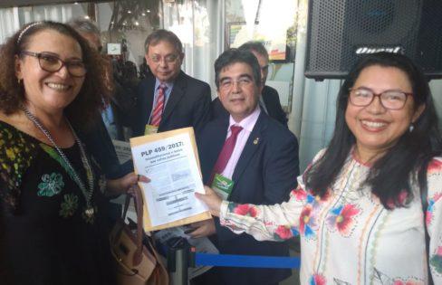 Núcleo PI alerta sobre o PLP 459 no encontro de governadores do Nordeste