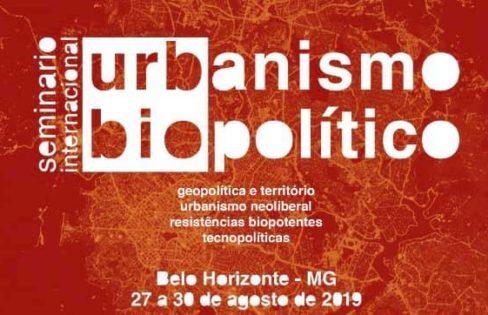 """Palestra: """"Neoliberalismo e Financeirização do Espaço Urbano"""", M. L. Fattorelli – Seminário Internacional Urbanismo Biopolítico (UFMG) – Belo Horizonte/MG"""