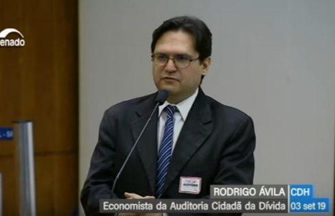 Economista da ACD desmonta argumentos neoliberais em defesa da Reforma da Previdência