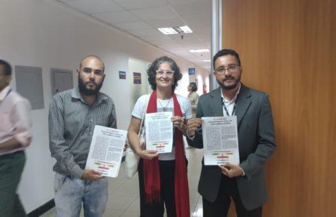 """Núcleo Baiano se mobiliza contra PL 23.409/2019, a """"securitização"""" no estado"""