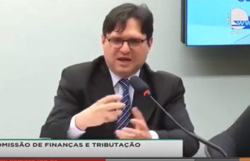 """Palestra: """"Operações Compromissadas realizadas pelo Banco Central do Brasil"""", Rodrigo Ávila – Audiência Pública da Comissão de Finanças e Tributação na Câmara dos Deputados – Brasília/DF"""