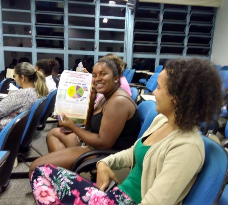 Núcleo Planaltina realiza atividade com estudantes da Licenciatura em Educação no Campo (FUP-UnB)
