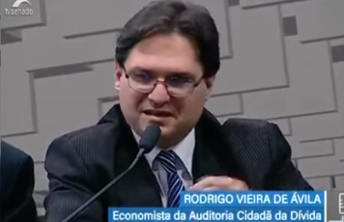 """Palestra: """"PL 2015/2019 – incidência do IR relativamente aos lucros ou dividendos distribuídos pela pessoa jurídica"""", por Rodrigo Ávila – Audiência Pública da Comissão de Assuntos Econômicos Senado – Brasília/DF"""