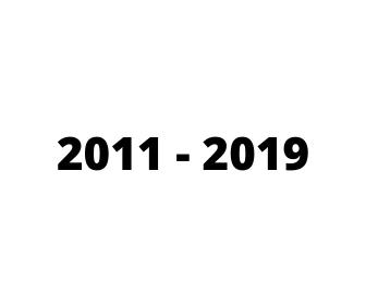 Compilado: Gráficos de Pizza do Orçamento Geral da União (Executado) – 2011-2019