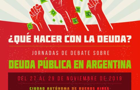 Debates na Argentina discutem propostas de auditoria cidadã da dívida