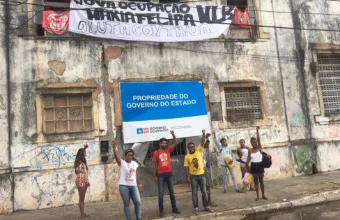 Atentado governamental aos Direitos Humanos na Bahia