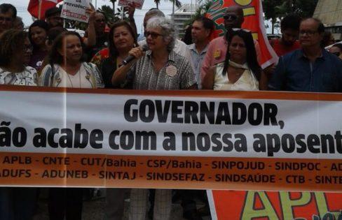 Núcleo baiano prepara nota técnica contra a Reforma da Previdência