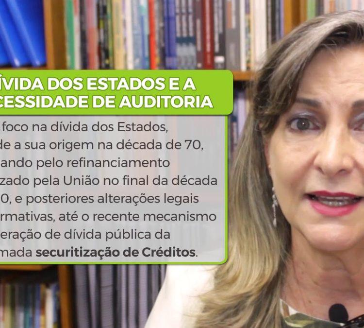 """Nova turma do curso EAD """"A dívida dos estados e a necessidade de auditoria"""""""