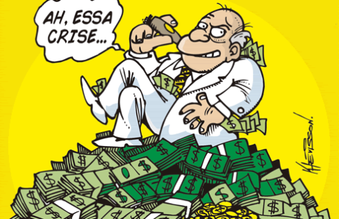 No Carnaval, a farra é dos banqueiros: mobilize-se!!!