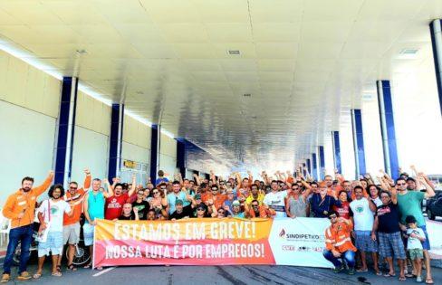 Moção em apoio à Greve de trabalhadores(as) das Empresas Estatais ameaçadas de  privatização