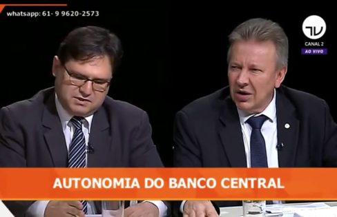 Economista da Auditoria Cidadã fala sobre os equívocos da política  do Banco Central