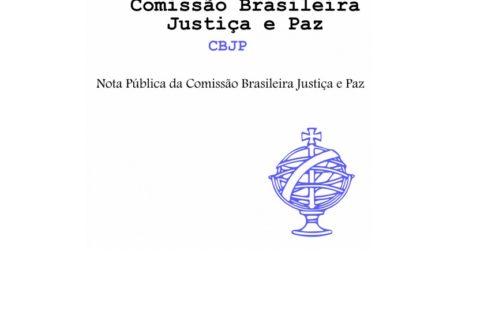 NOTA DA CBJP, ORGANISMO DA CNBB, CONTRA A IDOLATRIA DO DINHEIRO SOBRE A INDEPENDÊNCIA DO BANCO CENTRAL