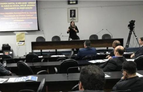 Blog Altair Tavares: Dívida do Estado de Goiás alvo de auditoria dos Fiscais