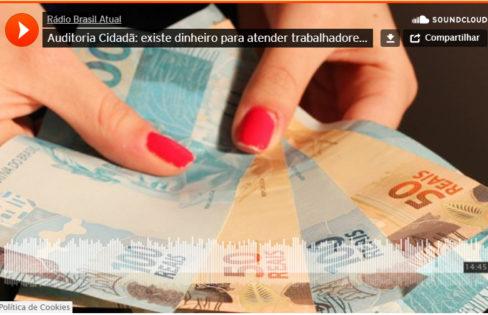 RBA: Existe dinheiro para atender trabalhadores parados pela pandemia