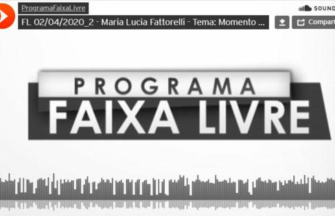 Programa Faixa Livre: Fattorelli fala sobre o momento econômico
