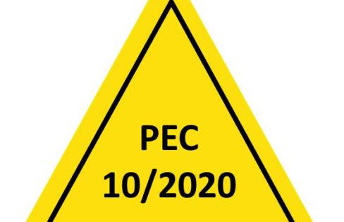 Pressionem os deputados a rejeitarem a PEC 10/2020 que contém dispositivo que autoriza Banco Central a comprar papéis podres