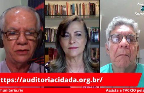 TV Comunitária: em Live, Fattorelli fala sobre pandemia do coronavírus