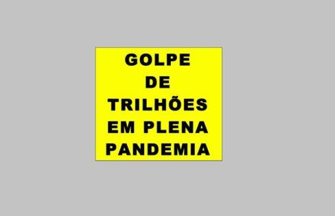 """""""Golpe de trilhões em plena Pandemia"""", por Maria Lucia Fattorelli"""