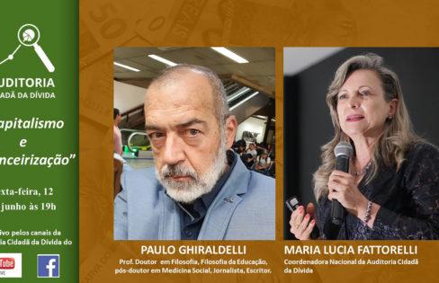 LIVE: Capitalismo e Financeirização – Completo