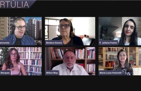 TV Democracia: Fattorelli fala sobre O capital acima de todos • Tertúlia 95 • 24/06/2020 – completo