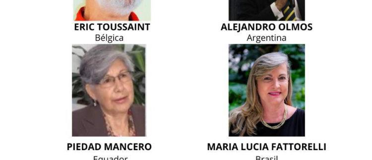 Comunicado Internacional contra as negociações perniciosas da Dívida Equatoriana