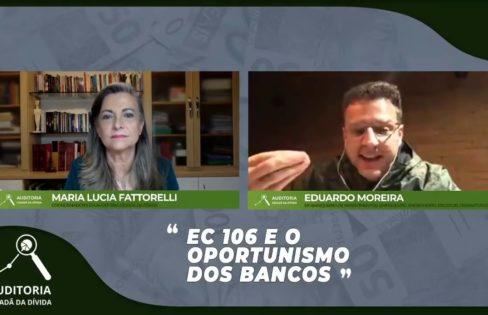 Eduardo Moreira fala sobre as mentiras que sustentaram a aprovação da EC 106