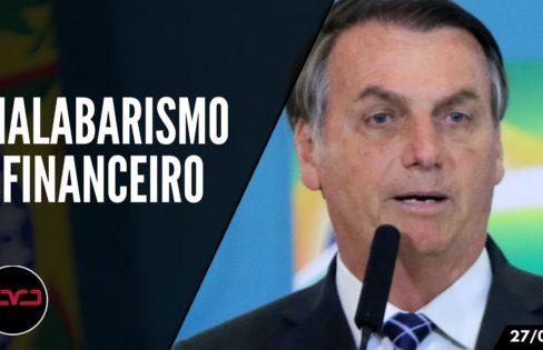 TV Democracia: Rodrigo Ávila: Pobre x Paupérrimo é cortina de fumaça do governo para passar a boiada