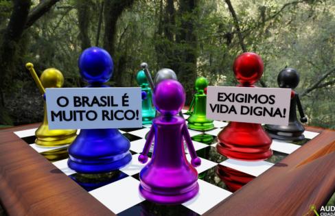BRASIL: REALIDADE DE ABUNDÂNCIA E CENÁRIO DE ESCASSEZ, por Maria Lucia Fattorelli