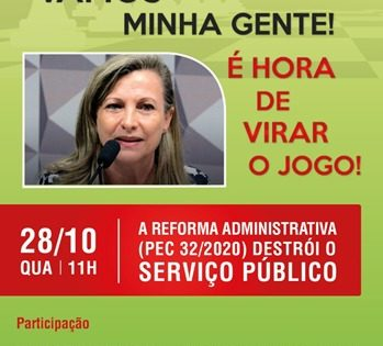 Debate: A Reforma Administrativa destrói o serviço público