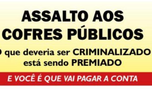 NOVELA: ASSALTO AOS COFRES PÚBLICOS (6 CAPÍTULOS)